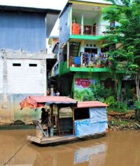 Miniature River Ferry