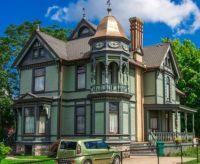 Daniel Striker House - Mansion in Hastings MI