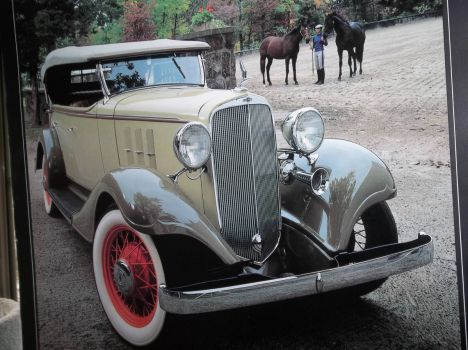 Chevrolet 1933 Eagle phanton