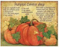 Pumpkin Lover's Soup