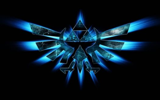 Blue Triforce