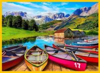 Alpine Lake Canoes