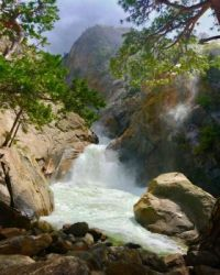 canyon CA