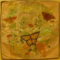 Butterfly Wall-hanging