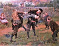 The tournament (1898)