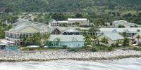 (33) sea-side settlement, Caribbean, 2018