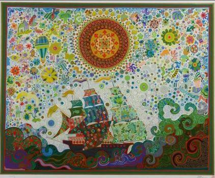 Joyful Ship: Juan Romero