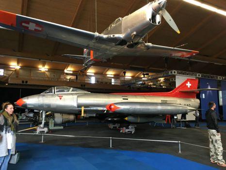 Swiss FFA P-16