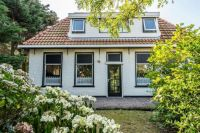 Netherlands, island Texel, house in Den Burg