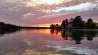 Sunset on Lake Martin 2