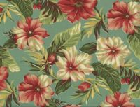 Vintage Hawaiian Fabric #2