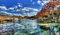 Frio River in Texas Hill Country...