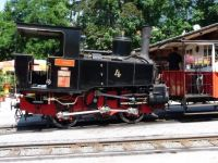 Train in Austria