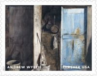Andrew Wyeth Stamps - 6