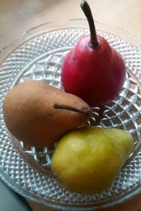 A pair of pears +1