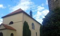 Život na kostelní střeše
