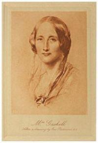 "Elizabeth Gaskell - ""after a drawing by George Richmond, R.A."""
