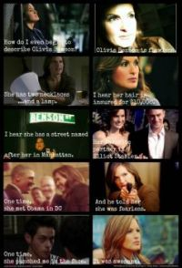 How do I even begin to explain Olivia Benson?