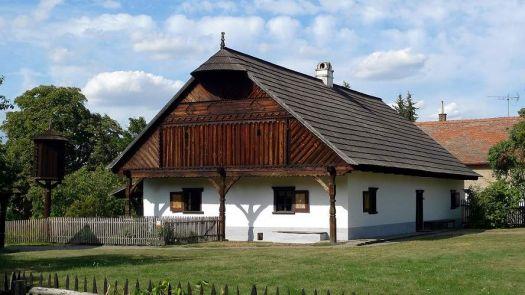 Přerov nad Labem -  skanzen