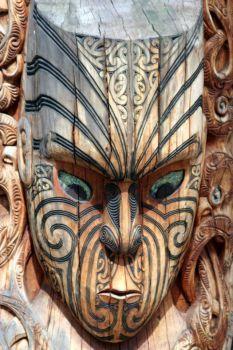 New Zealand Mask