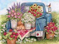 Flowers for Sale (Medium)