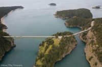 Two Bridges to Paradise - Whidbey Island