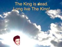 The King is dead.  Long live The King!