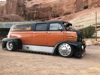 1951 Ford custom COE