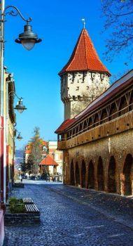 Transylvania, Sibiu, Romania