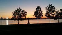 Evening Stroll: