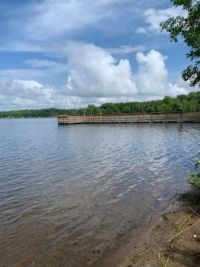 Hickory Lake in Minnesota