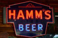 Hamm's Beer Sign in 600 Pieces
