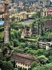 Old Mill, Lower Parel, Mumbai