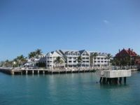 key west from sea