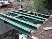 making a driveway bridge