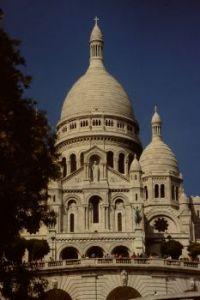 Sacre Coeur Paris Frankreich