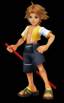 Kingdom Hearts: Tidus