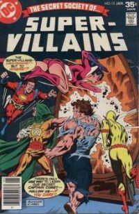 Super Villians