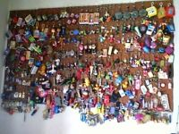 My Keychain Collection