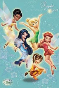 Disney Fairies - Friends Forever