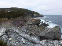 Beach path on Avalon / Newfoundland