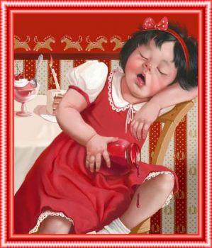 🎨  Доронина Татьяна (Doronina Tatiana) Artist Illustrator ~ Russia - Illustration #120