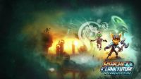 Ratchet & Clank Future: A Clank In Time Poster