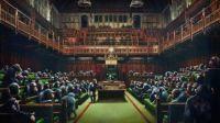 Banksy Politicians