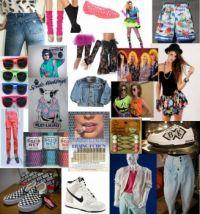 80 's fashion