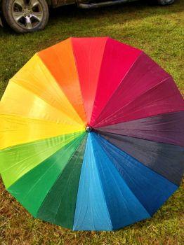 rainbows beat raindrops--medium