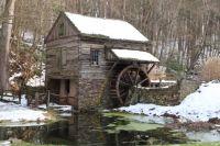 Winter on Cuttalossa Farm