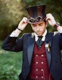 Steampunk Gentleman