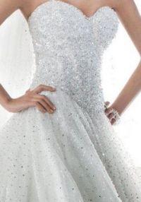 Swarovski Crystal Gown