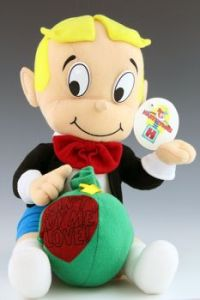 """Richie Rich """"Can't Buy Me Love"""" doll"""